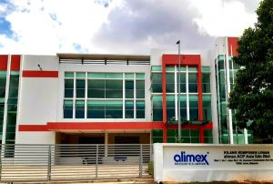 Opening of alimex  Malaysia