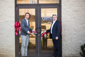 Opening of alimex site USA