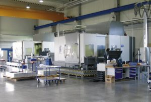 Ausbau Bauteile Produktion