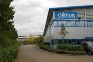 Opening of alimex Great Britain