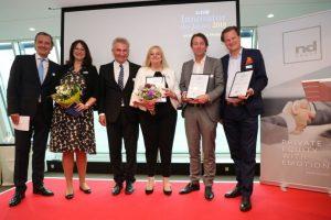 2018/19  Auszeichnungen durch Die Deutsche Wirtschaft (DDW)
