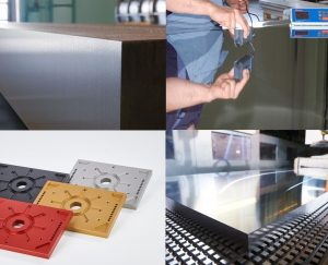Market launch of further innovative Aluminium-ACP-Cast-Plates